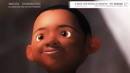 The Adventures of Nkoza and Nankya, Animated TV Series