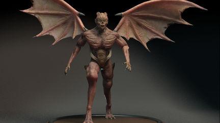 Demon test model.
