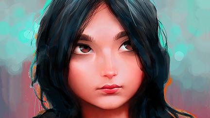 Joanna Frank anime version