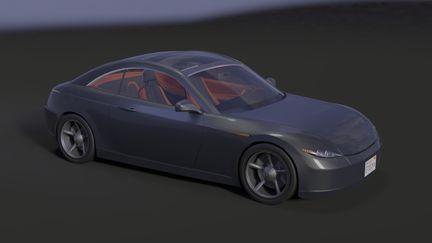 Tesla Model C Right 3Q
