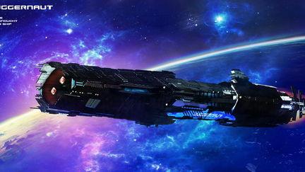 """Empire Dreadnought """"Juggernaut"""""""