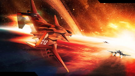 Red Strike: Air-space-craft.