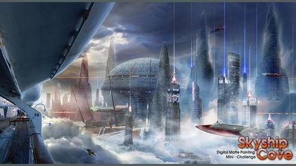 Skyship cover