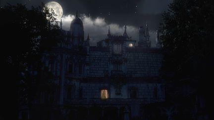 House of Dreams (Night Scene)