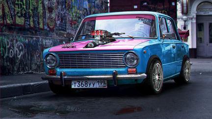 Lada Racing Street