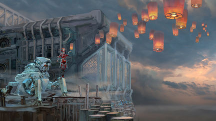 futuREligion: Lanterns in ChRUSrep