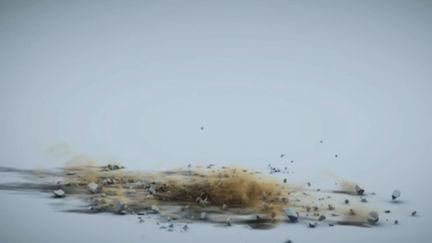 Fume Fx Ground Hit Dust Test