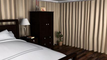 Boring Bedroom
