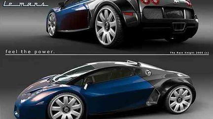 Bugatti Lemans Concept