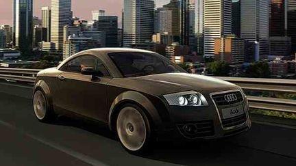 The New Audi Tt ?