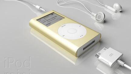 Ipod Mini - Gold Edition