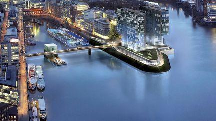 Düsseldorf Harbour Project
