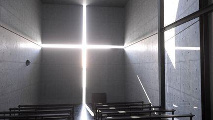 Tadao Ando, Church in Ibaraki, Japan