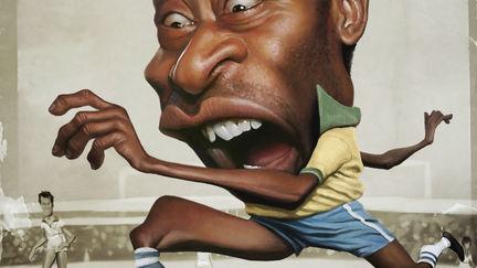 Pelé the King