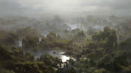Huaguo Mountian