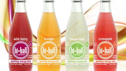 Hiball Juice Bottles