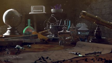 The Magicians Table