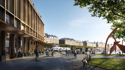Nobel Center - by David Chipperfield