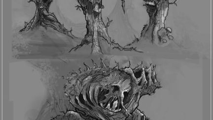 Tree Creature 01