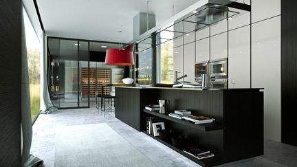 Matrix kitchen