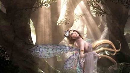 Faerie (nudity)