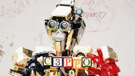 C3PO & Chappie Mash-UP