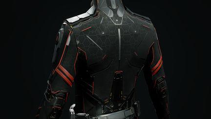 Exploration Suit - EVE