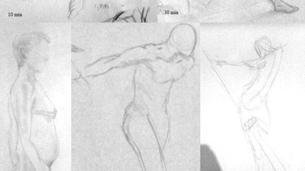 Lifedrawing collection