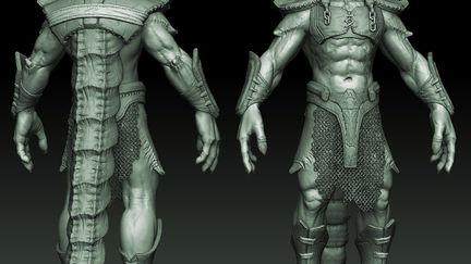 DWV sculpt