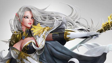 Goddess ( with short tutorial)