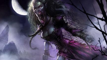 Deathshriek Banshee