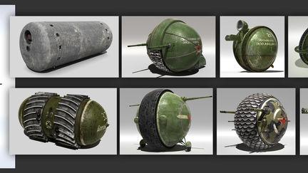 Spheretanks