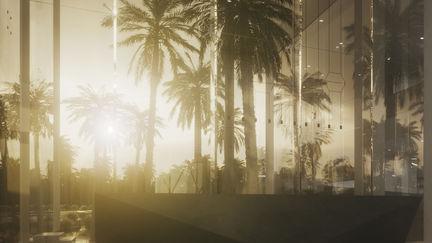 Dubai museum.