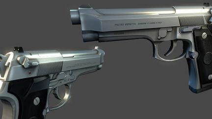 Beretta FS92