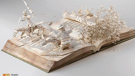 Every book is a tragedy for trees