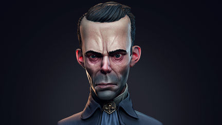 Dishonored - Lord Pendleton