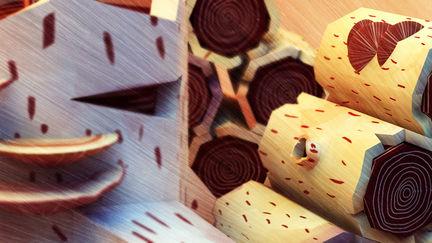 A little slice ~ Detail