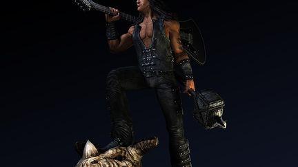 Warrior of True Metal (NexGen)