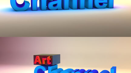 'Art Channel' Tv Ident