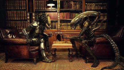 Alien Vs Predator: Chess