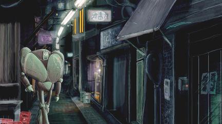 Drunk alley
