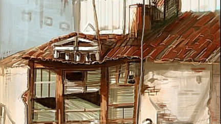 House Iphone paint
