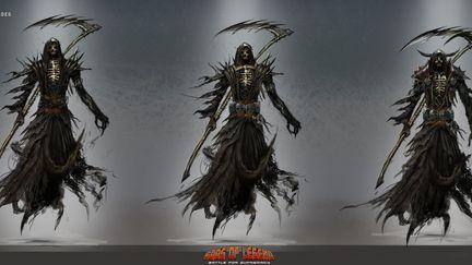 Warth character