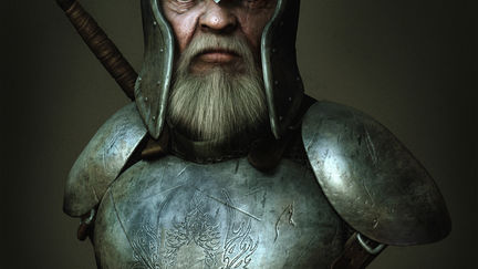 The Old Warrior