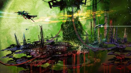 Alien Colony