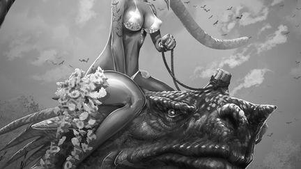 Dino Princess