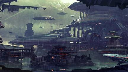 Future Machine City