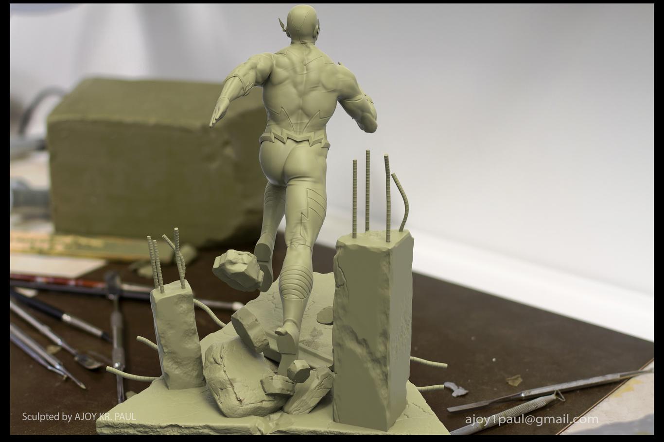 Ajoykrpaul flash statue sculpt 1 adf952ee v4n9