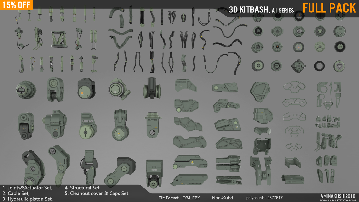 Amin akhshi 3d kitbash sets a1 s 1 96cfa6b5 jy8o
