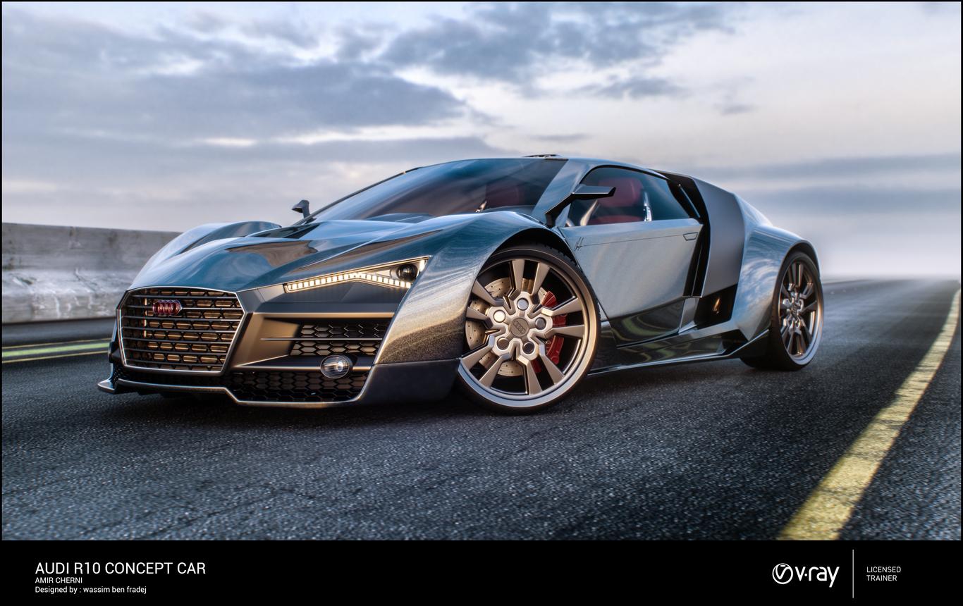 Kelebihan Audi R10 Harga